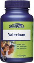 Sunwell Valeriaan - 60 st