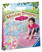 Outdoor Mandala-Designer Fairy Dreams - Stoepkrijt