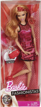Barbie Fashionista Summer - Rood