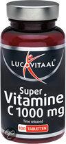 Lucovitaal Vitamine C 1000mg - 100 tabletten - Voedingssuplementen