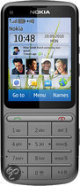 Nokia C3-01 Touch and Type - Warm Grey