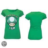 Nintendo - Dames T-Shirt Groen