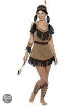 Indianen jurk voor dames 36-38 (s)