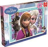 Disney Frozen 50 stukjes - Puzzel