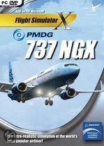 Foto van PMDG 737 NGX (FS X Add-On)  (DVD-Rom)