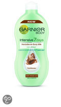 Garnier Body Intensive 7 Days Herstellend met Sheaboter voor de Zeer Droge Huid - 400 ml - Bodylotion
