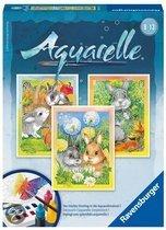 Konijntjes Aquarelle (293193)