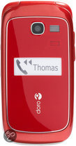 Doro PhoneEasy 615 - Rood
