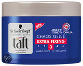Taft Styling Chaos Extra Fixing  - 200 ml - Gelee