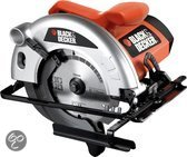 BLACK+DECKER - CD601 - 1100W - Cirkelzaagmachine - 55mm