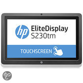 HP EliteDisplay S230tm 23-In Touch Monitor