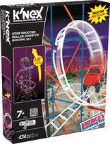 K'NEX BUILDING SETS Amusement Park Series - Space STAR SHOOTER