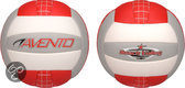 Strand Volleybal • Soft Touch •, Grijs/Wit/Rood, 5