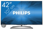 Philips 42PFL7008 - 3D led-tv - 42 inch - Full HD - Smart tv
