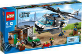 LEGO City Politie Helicopter Bewaking - 60046