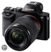 Sony Alpha 7 + 28-70 mm - Systeemcamera