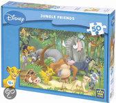 Disney Dierenvrienden Puzzel