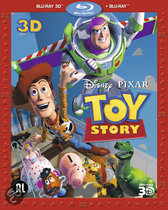 Toy Story (3D Blu-ray)