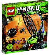 LEGO Ninjago Fangpyre Wrecking Ball