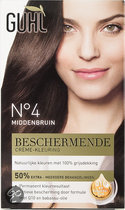 Guhl Natural Colors - No. 4  Middenbruin  - Crème-kleuring