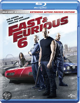 Fast And The Furious 6 (Blu-ray)