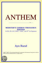 Anthem (Webster's German Thesaurus Editi