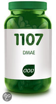 AOV DMAE - 60 capsules - Voedingssupplement