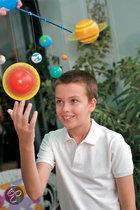 4M Make & Play Zonnestelselmobiel Reuzegroot