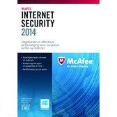 McAfee Internet Security  2014 - Nederlands / Upgrade / 3 Gebruikers