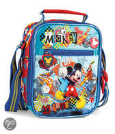 Disney Mickey Mouse - Lunchtas - Blauw