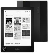 Kobo Aura HD - Zwart - e-reader