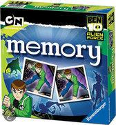 Ben 10 Alien Force Memory