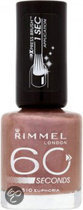 Rimmel 60 seconds finish nailpolish - 510 Euphoria - Nailpolish