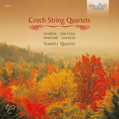 Czech String Quartets (15CD)