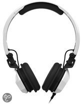 Foto van Madcatz Mobile F.R.E.Q. Gaming Headset Wit PC + MAC + Mobile