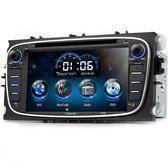 Ford Navigatie Autoradio, Focus, Mondeo, S-Max