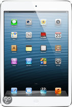 Apple iPad Mini - met 4G - 32GB - Wit - Tablet