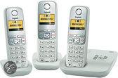 Gigaset A400A - Trio DECT telefoon met antwoordapparaat - Wit