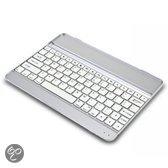 iPad5 Air bluetooth keyboard case - Witte Toetsen - toetsenbord cover