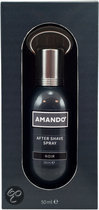 Amando Noir for Men - 50 ml - Aftershave spray