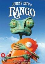 Cover van de film 'Rango'