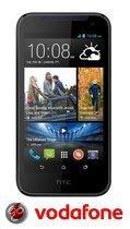 Vodafone Prepaidpakket: HTC Desire 310 (blauw) met 10 euro beltegoed