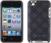 Speck iPod Touch 4 Fitted - Hoesje - Darkest Tartanplaid