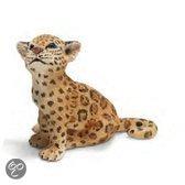 Schleich Jaguarjong Miniatuur
