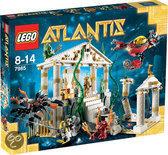 LEGO Atlantis De Stad Atlantis - 7985
