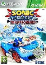Sonic & All-Stars Racing Transformed - Classics Edition