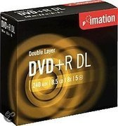 DVD+R DL 8.5GB 8X 5PACK BA