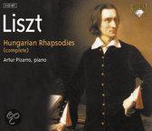 Liszt - Hongaarse Rhapsodieën (compleet) (2CD)