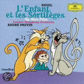 Ravel: L'Enfant et les Sortileges / Previn, London SO