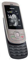 Nokia 2220 slide - Zilver